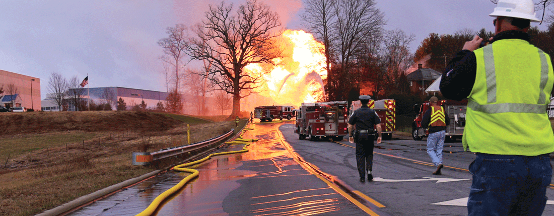 Fire Crew Safety
